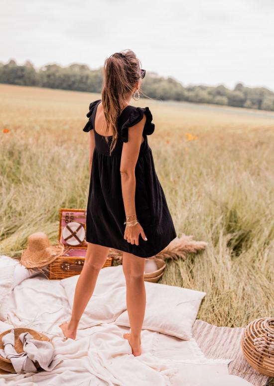 Black Lynda dress