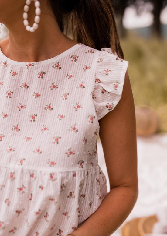 Floral Miny blouse