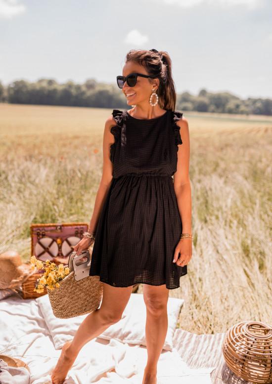 Black Alison dress