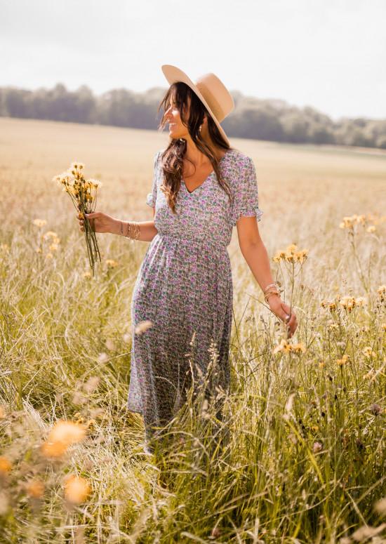 Robe Roxie à fleurs