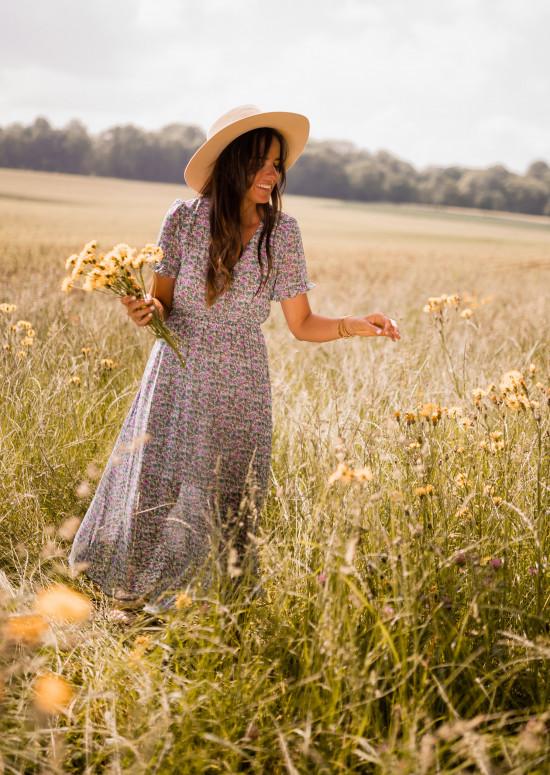 Floral Roxie dress