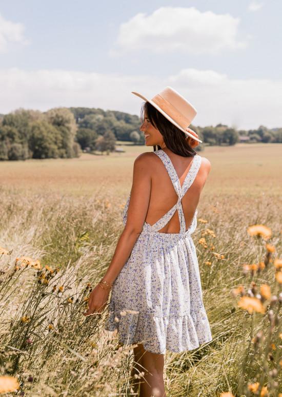 Floral Monya dress