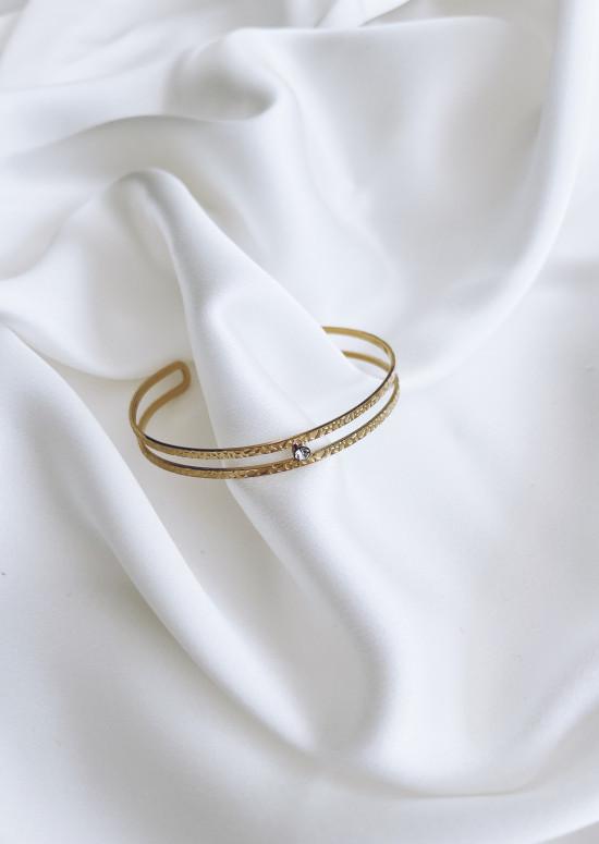 Bracelet Silloa doré