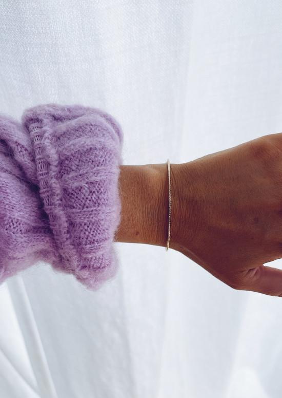 Bracelet Emerie doré