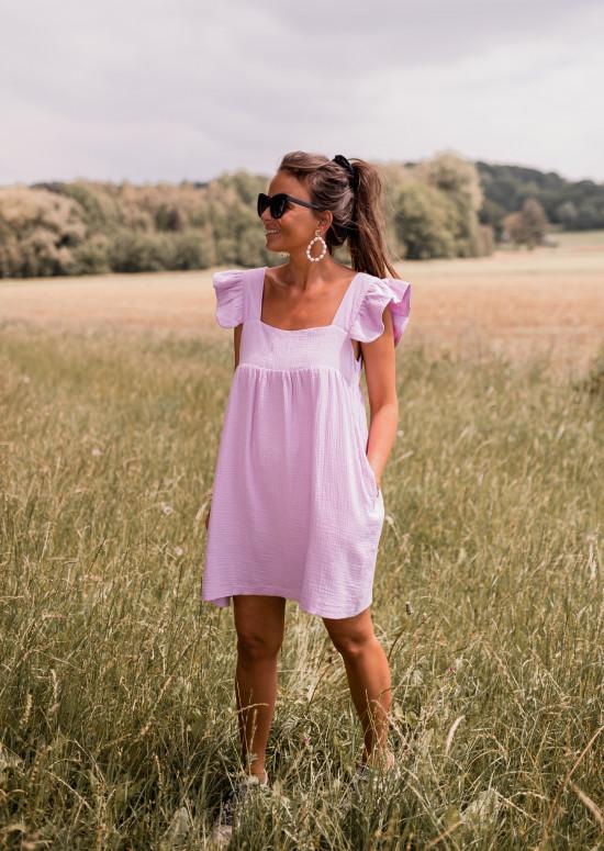 Lilac Lynda dress