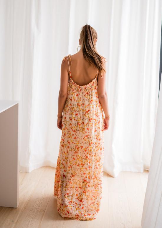 Patterned Berile dress