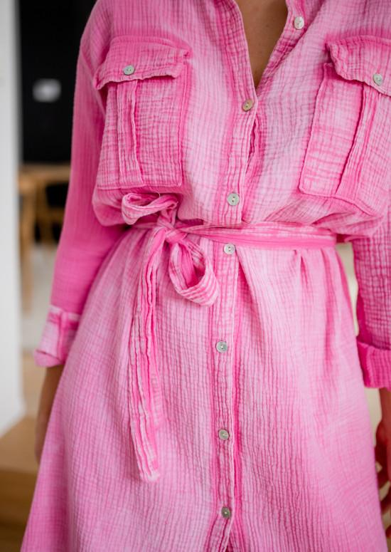 Robe Villy rose