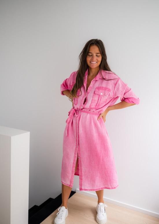 Pink Villy dress