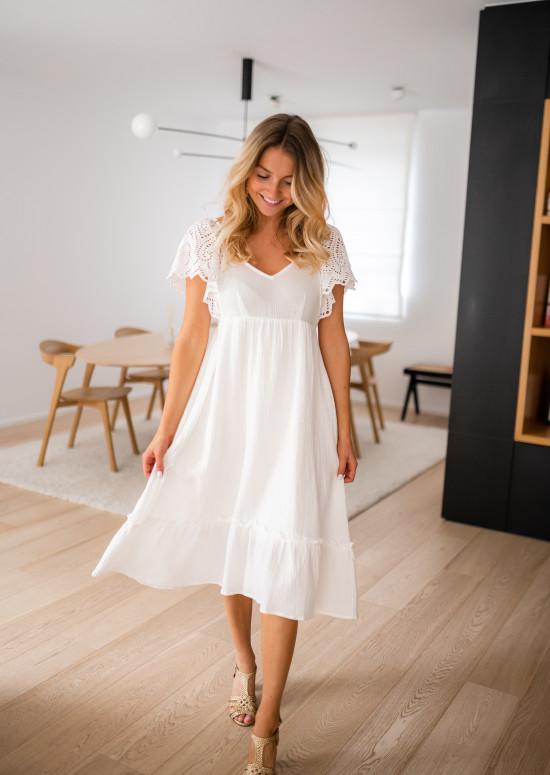 Ecru Bridget dress