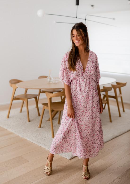 Maite long dress