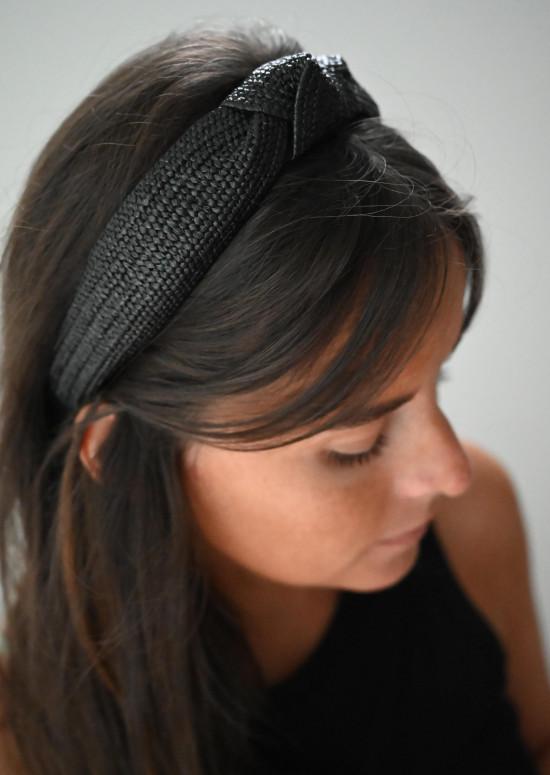 Black Safa hairband