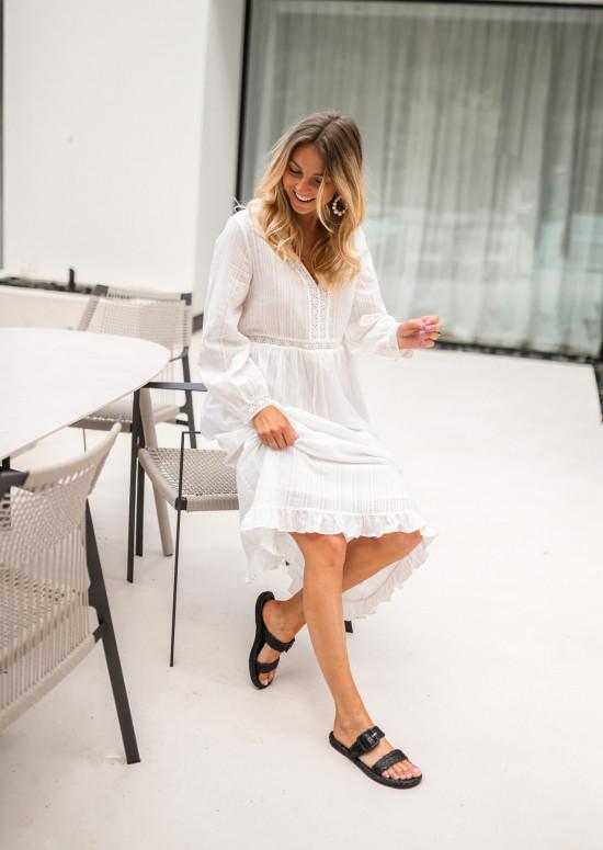 Robe Francia blanche