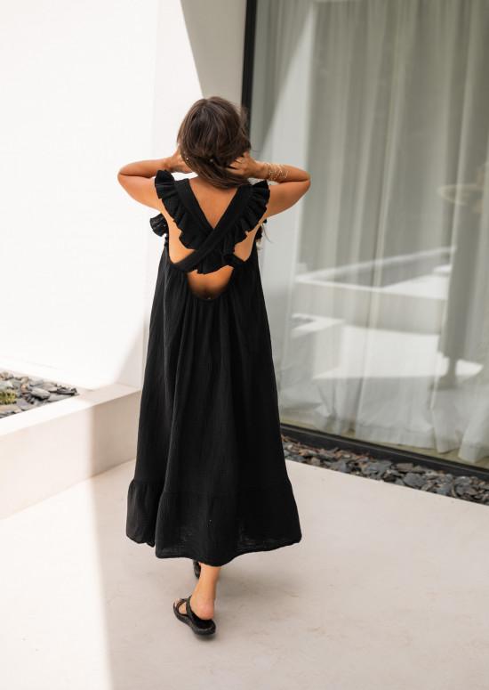 Black Charline dress