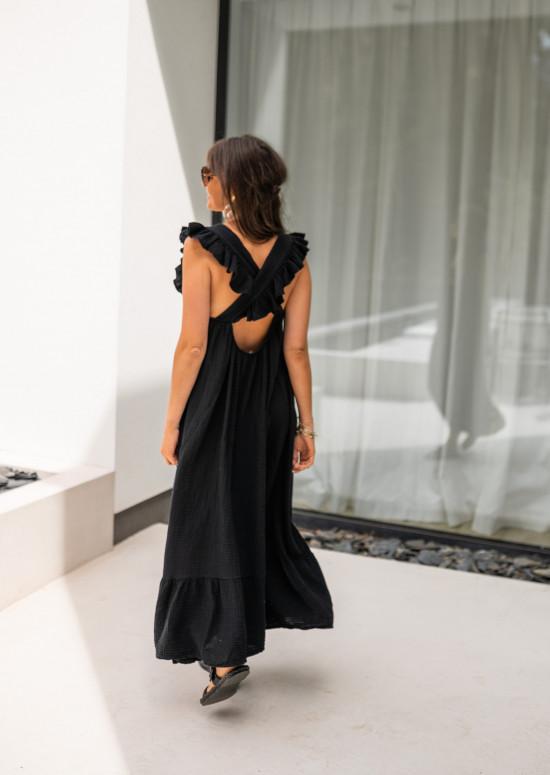 Robe Charline noire