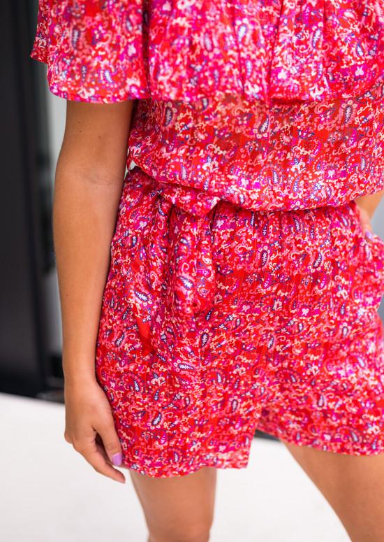 Patterned Frida jumpsuit - CREATION