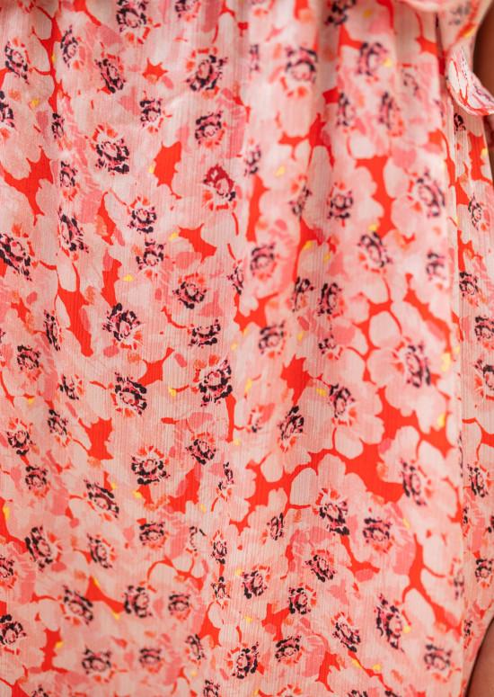 Robe Marise à fleurs - CREATION