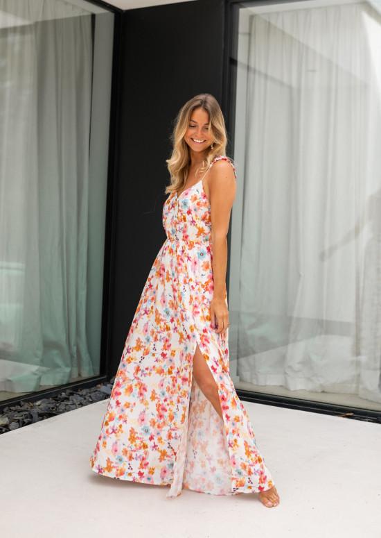 Robe Cana à fleurs - CREATION