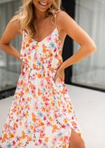 Floral Cana dress - CREATION