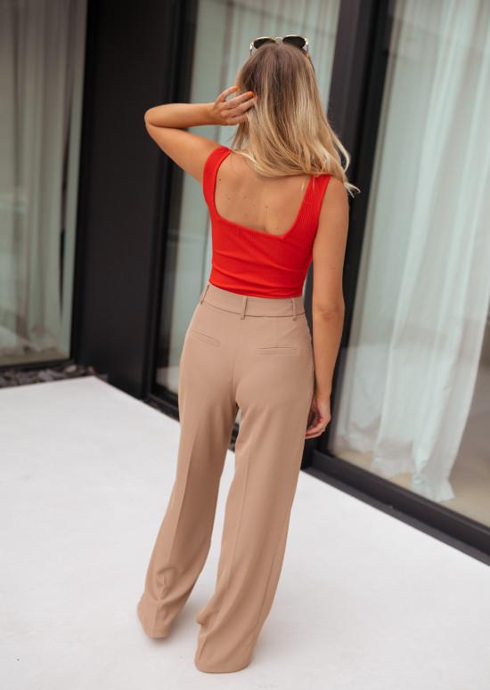 Red Maka bodysuit