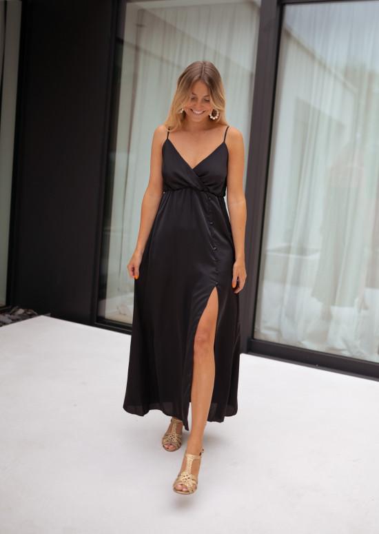 Black Odile dress