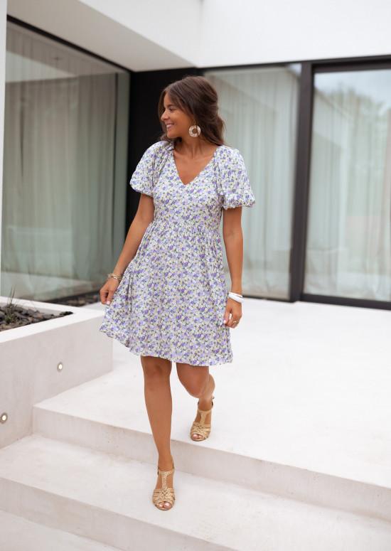 Floral Noelle dress
