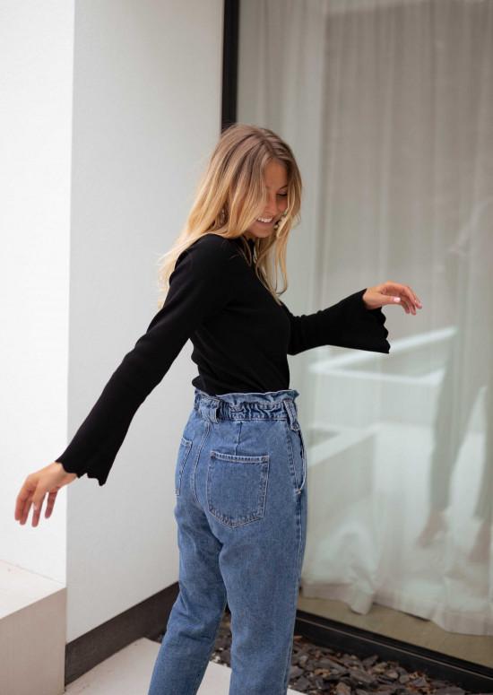 Black Antoina sweater