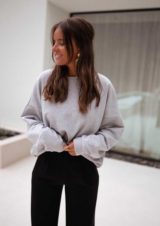 Grey Lenaha sweatshirt