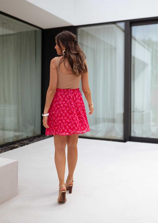Floral Vinga skirt - CREATION
