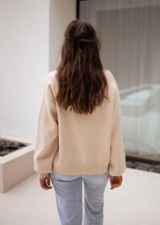 Beige Elodie jacket