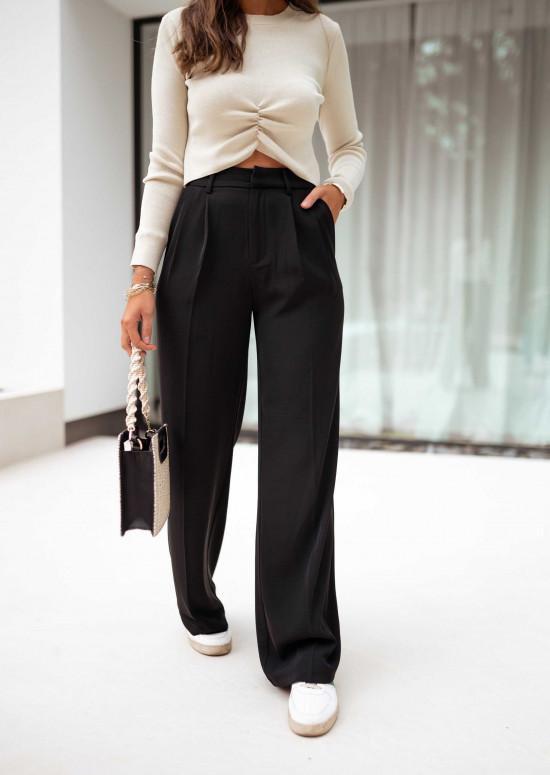 Black Victor pants