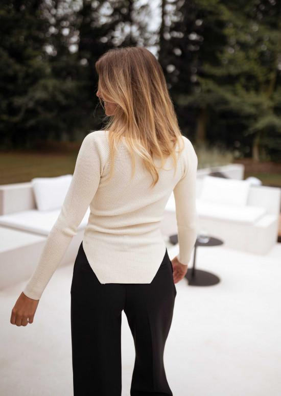 Ecru Cheina sweater