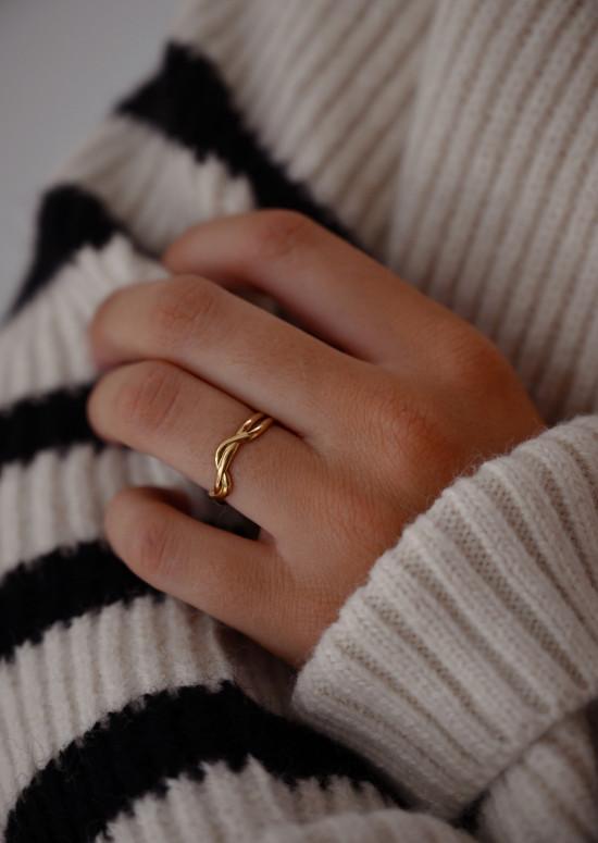 Golden Darla ring
