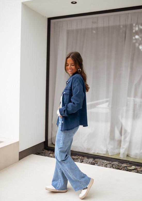 Veste Luna en jeans