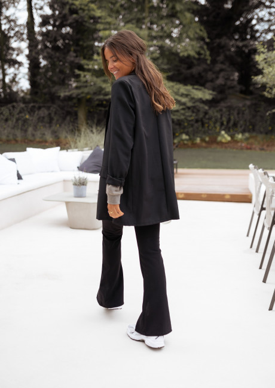 Black Arnaud pants