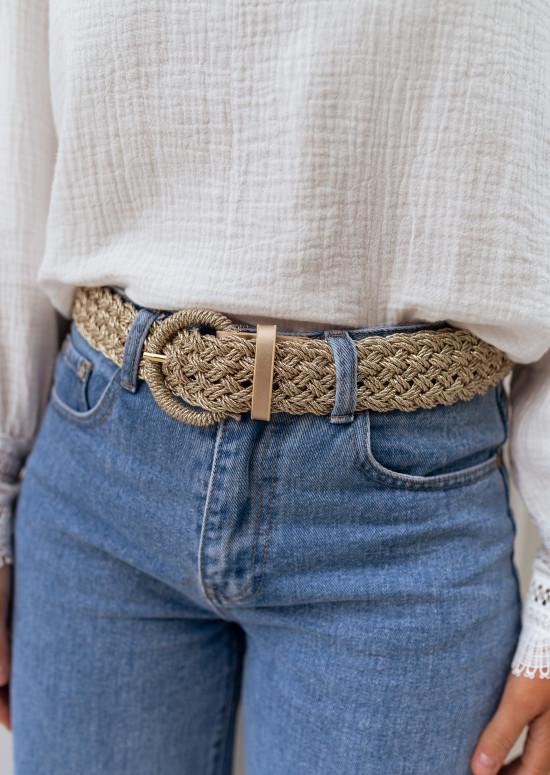 Golden Sarou belt
