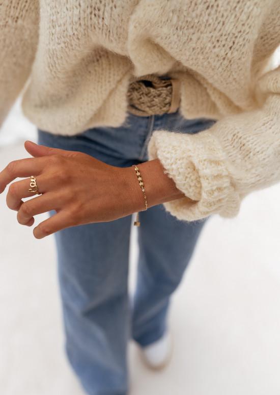 Golden John bracelet
