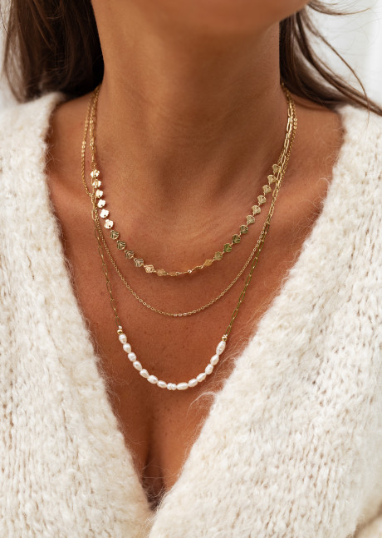 Golden Mula necklace