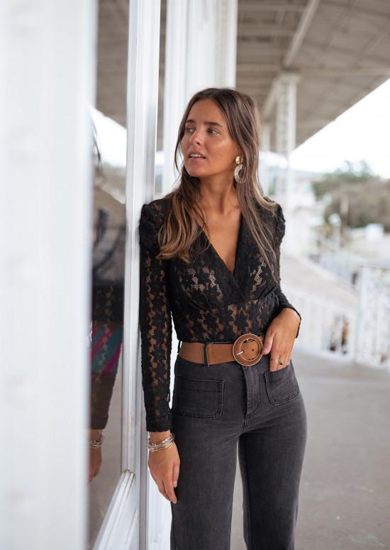Black Allia bodysuit