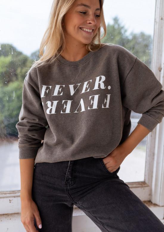 Grey Fever sweat
