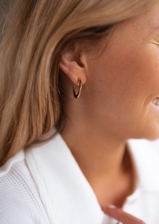 Golden Amos earrings