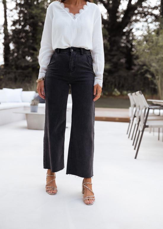 Black Bastian jeans