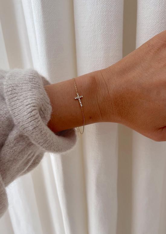 Bracelet Aubert doré