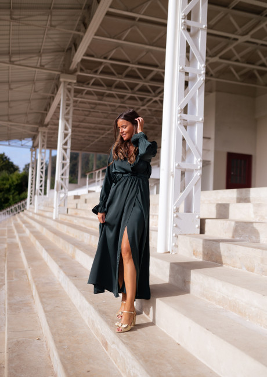 Green Elita dress