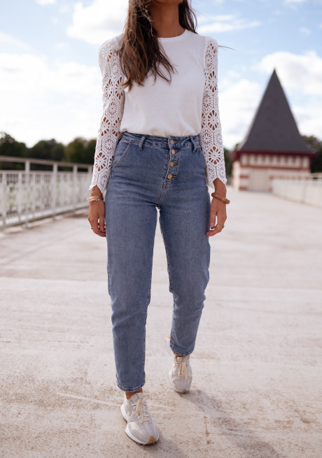 Blue Alessio jeans