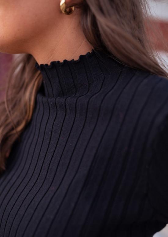 Black Aubin sweater