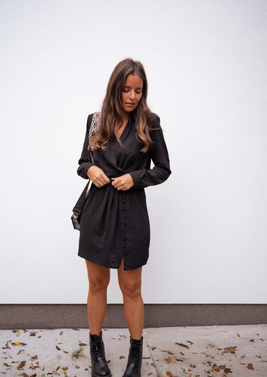 Black Judette dress