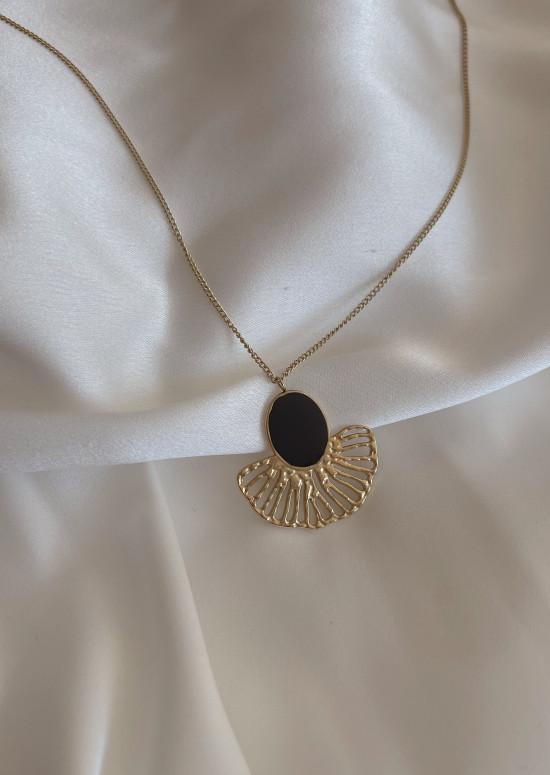 Golden Rene necklace