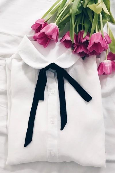 Chemise Alfi blanche