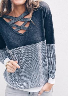 Grey Pullover Jango
